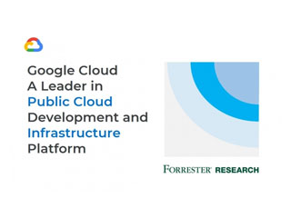 Forrester Research names Google Cloud a Leader among Public Cloud Development and Infrastructure Platforms