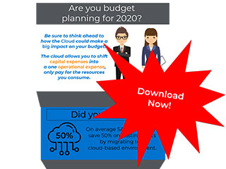 2020 SAP Budget Planning Guide Weigh your options with a capital vs. operational expense model