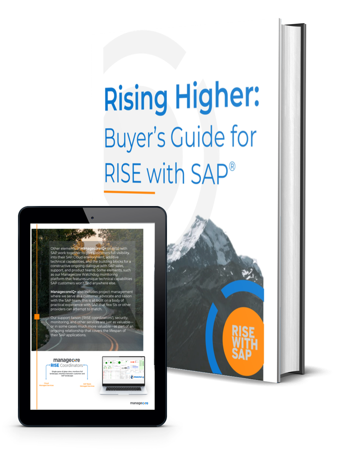 ebook – Rising Higher: Buyer's Guide for RISE with SAP